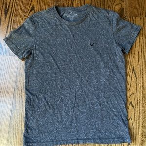 AE Outfitters Legend T Marled Gray Classic Fit Tee